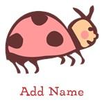Personalized Ladybug Shirts
