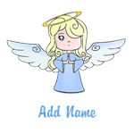 Personalized Angel Girl Gifts