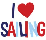 I Love Sailing Shirts