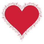 Music Lover's Heart