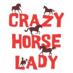 Crazy Horse Lady Gifts
