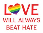 Love Beats Hate Shirts