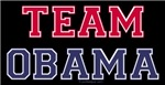 Team Obama Tees and Merchandise
