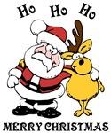 Ho Ho Ho Merry Christmas Cards and Gifts