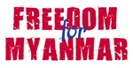 Freedom for Myanmar Tee Shirts