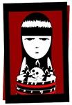 Goth Girl T-shirts