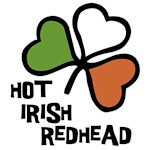Hot Irish Redhead Shirts