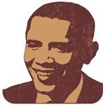 Pop Art Obama Face T-shirts