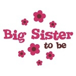 Big Sister To Be T-shirt