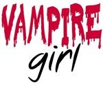 Vampire Girl Shirts