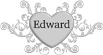Silver Edward Fan T-shirts