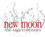 New Moon the Saga Continues Shirts