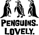 Penguins. Lovely. Shirts