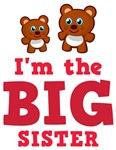 I'm the Big Sister Shirts