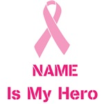 Breast Cancer Hero Shirts