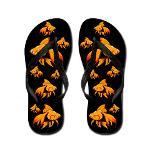 Designer Flip Flops