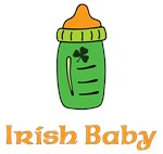 Irish Baby Shirts