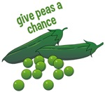 Give Peas a Chance Shirts