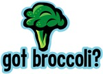 Got Broccoli Shirts