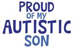 Proud Of My Autistic Son Shirts