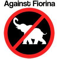 Against Carly Fiorina