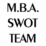M.B.A. SWOT Team