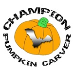 Champion Pumpkin Carver T-Shirts & Gifts