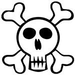 Cool Cartoon Skull T-Shirts & Gifts