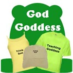 Gods and Goddess Designs T-Shirts & Gifts