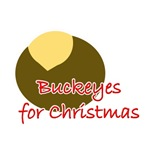 Buckeyes for Christmas T-Shirts & Gifts