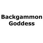 Backgammon Goddess  T-Shirts & Gifts
