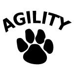 Dog Agility Paw