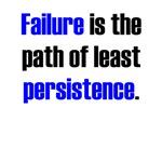 Failure vs Persistence