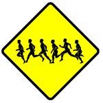 Runners Crossing