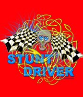 STUNT DRIVER