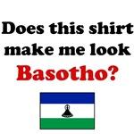 Does This Shirt Make Me Look Basotho?