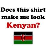 Does This Shirt Make Me Look Kenyan?