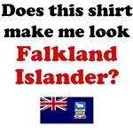 Does This Shirt Make Me Look Falkland Islander?