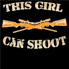 This Girl Can Shoot