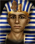 Tutankhamun Headdress