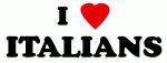 I Love ITALIANS