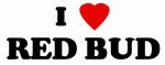I Love RED BUD