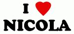 I Love NICOLA