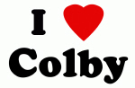 I Love Colby