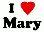 I Love Mary