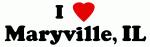 I Love Maryville, IL