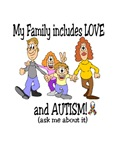 My family includes autism!