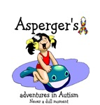 Aspergers syndrome!