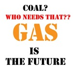 GAS IS THE FUTURE