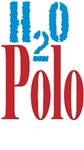 h2o polo blue and red (water polo t-shirt)